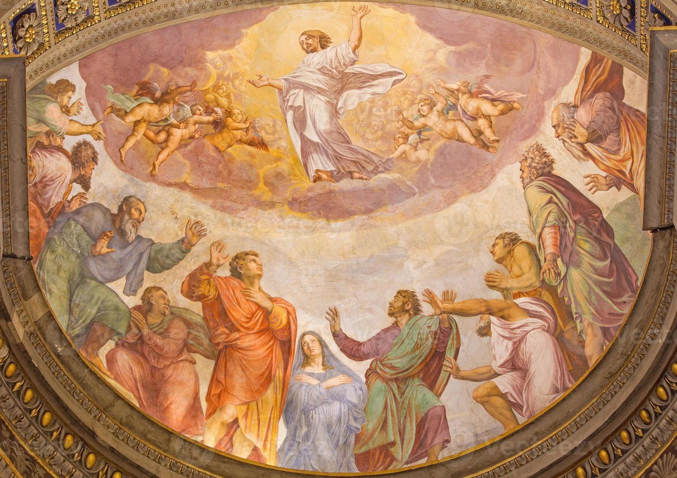 Rom - uppstigning av Lord Fresco foto