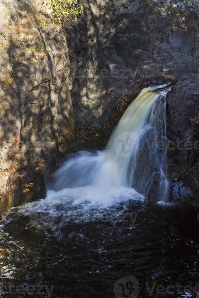 kaskadfloden faller foto