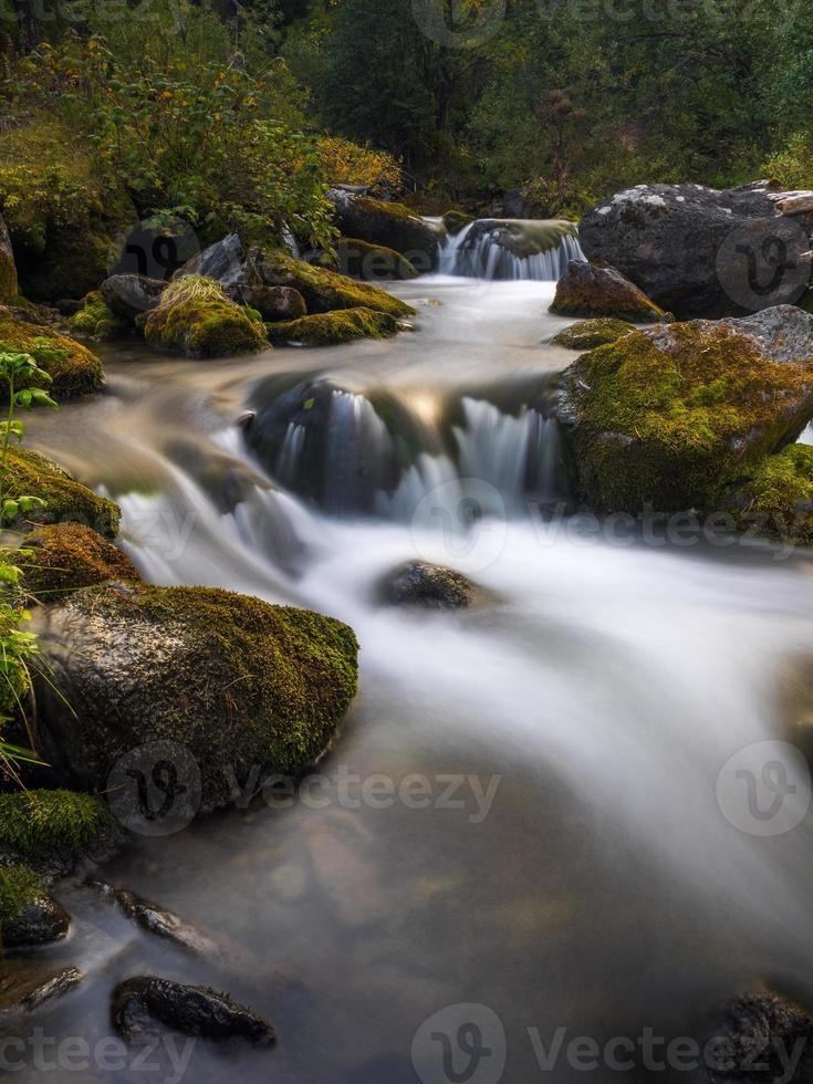 floden i bergen foto