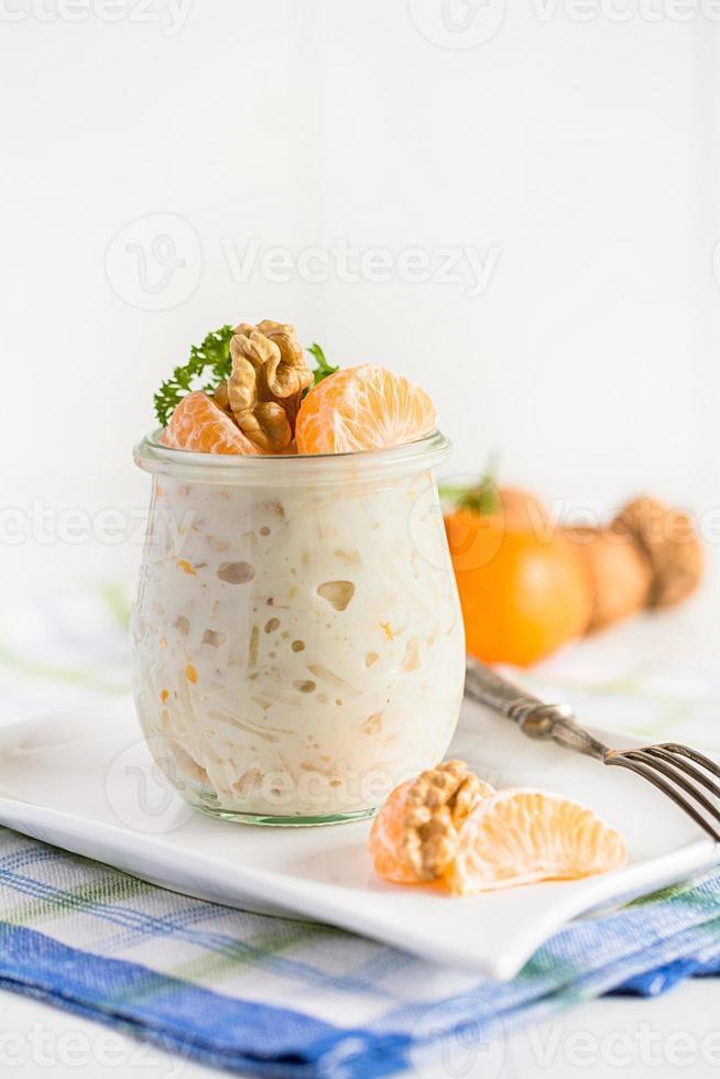 waldorf salat foto