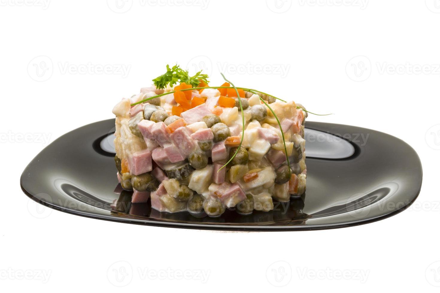 rysk sallad foto