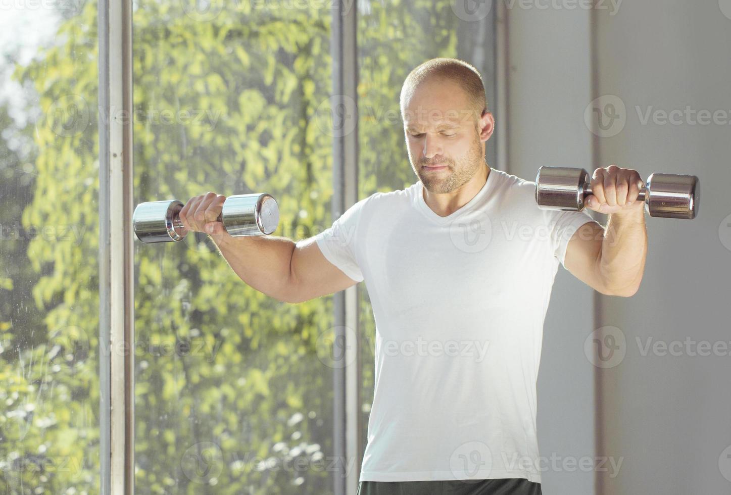 styrketräning foto