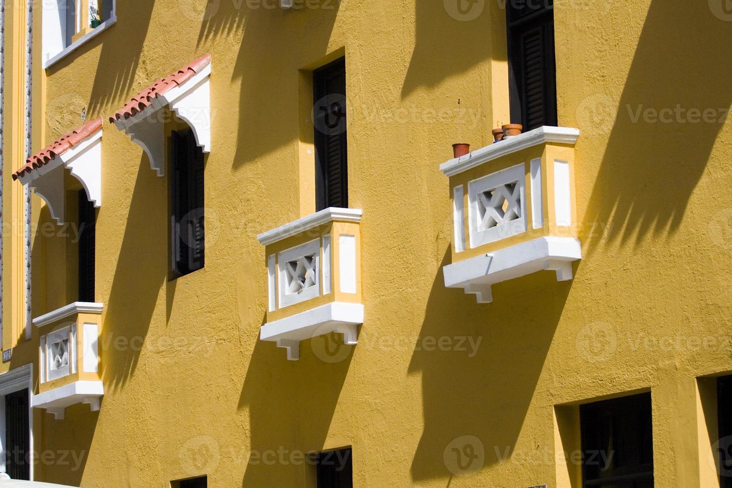 gamla san juan, Puerto Rico foto