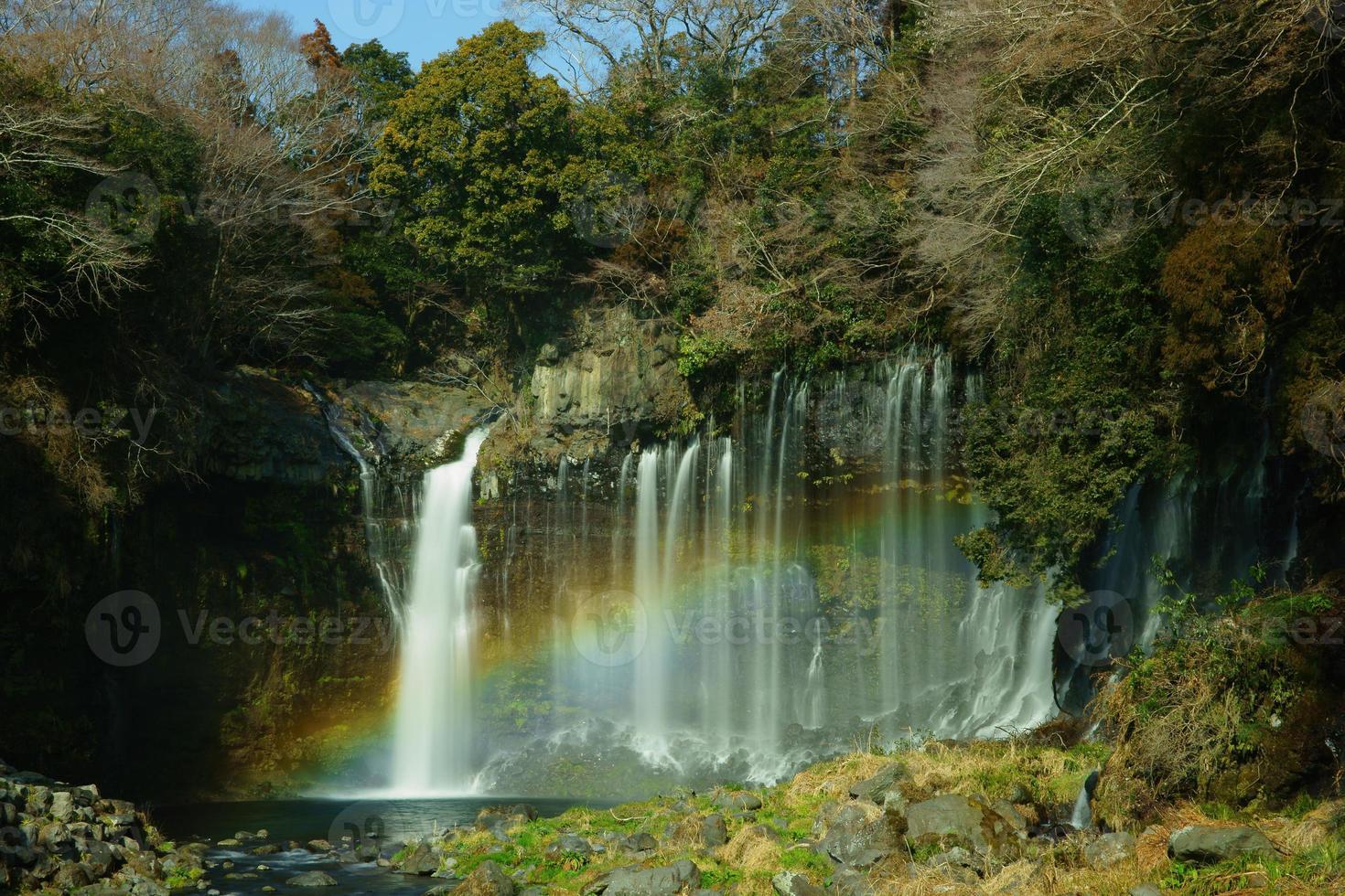 turistmål i Japan foto