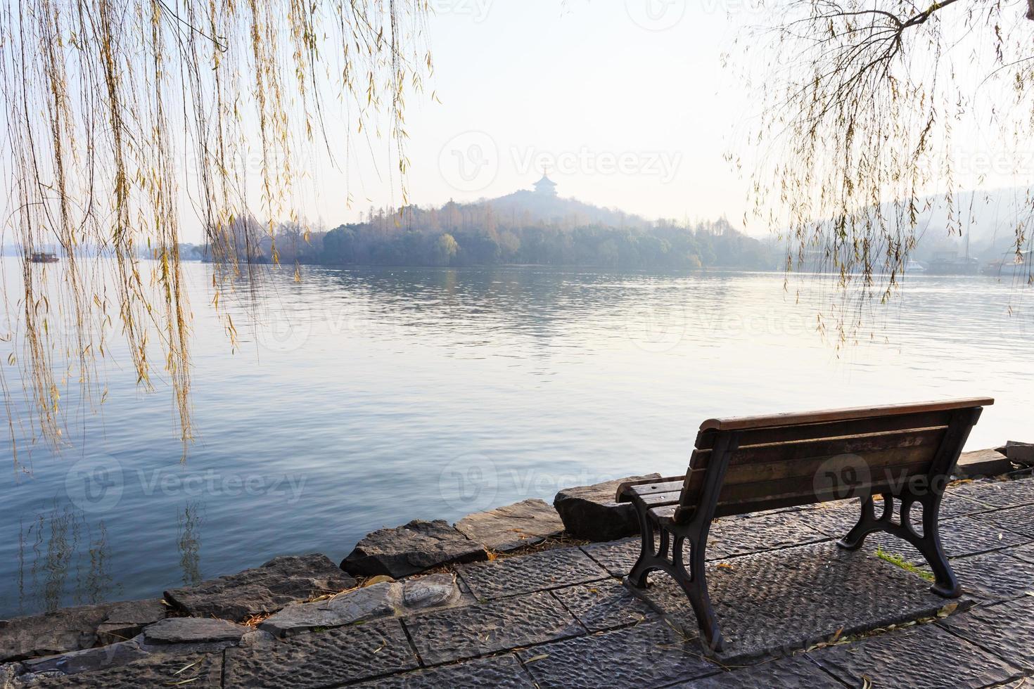 xihu sjön foto