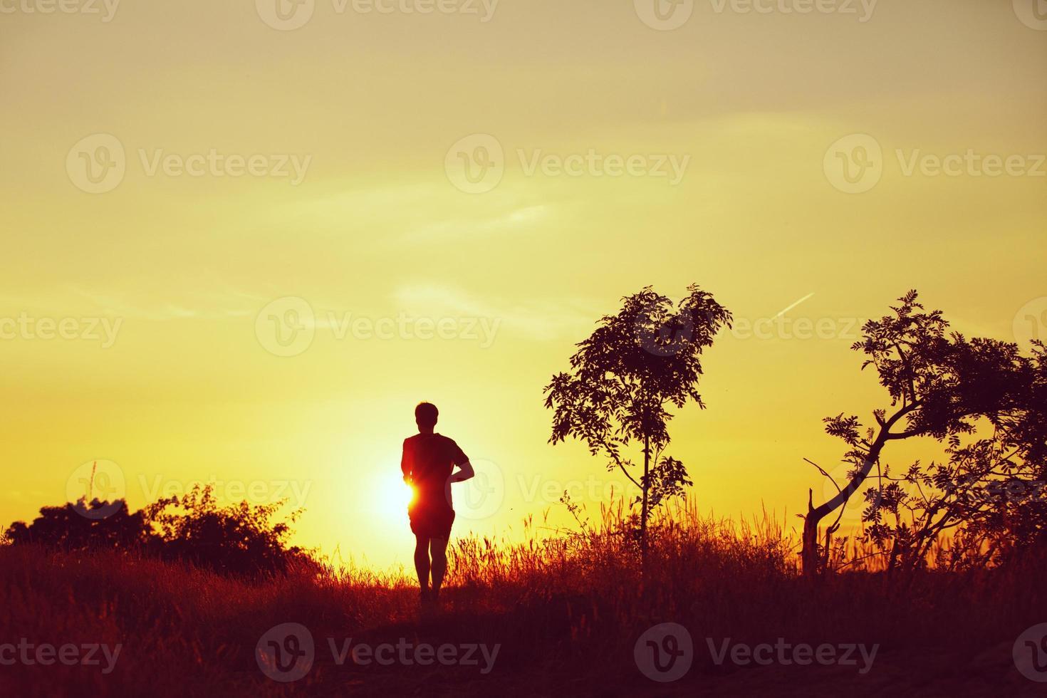 löpning foto
