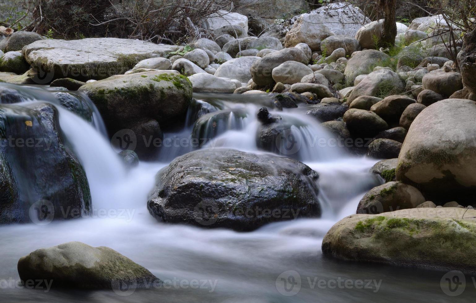 vatten rinna foto