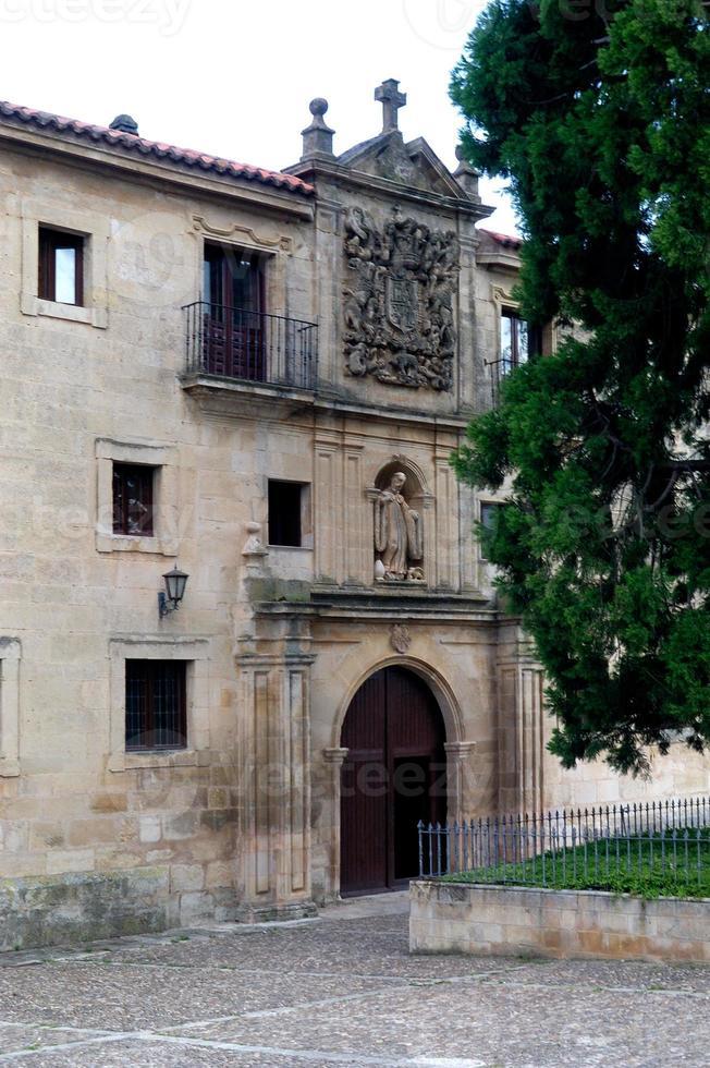 monasterio de santo domingo de silos, burgos foto
