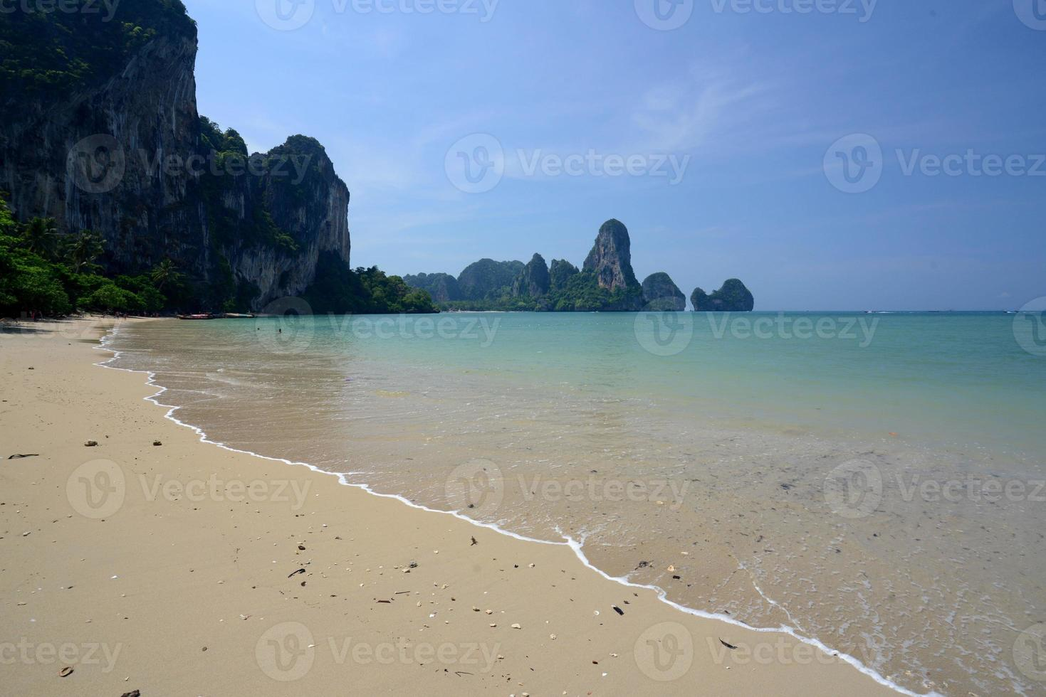 Thailand Krabi Railay Beach foto