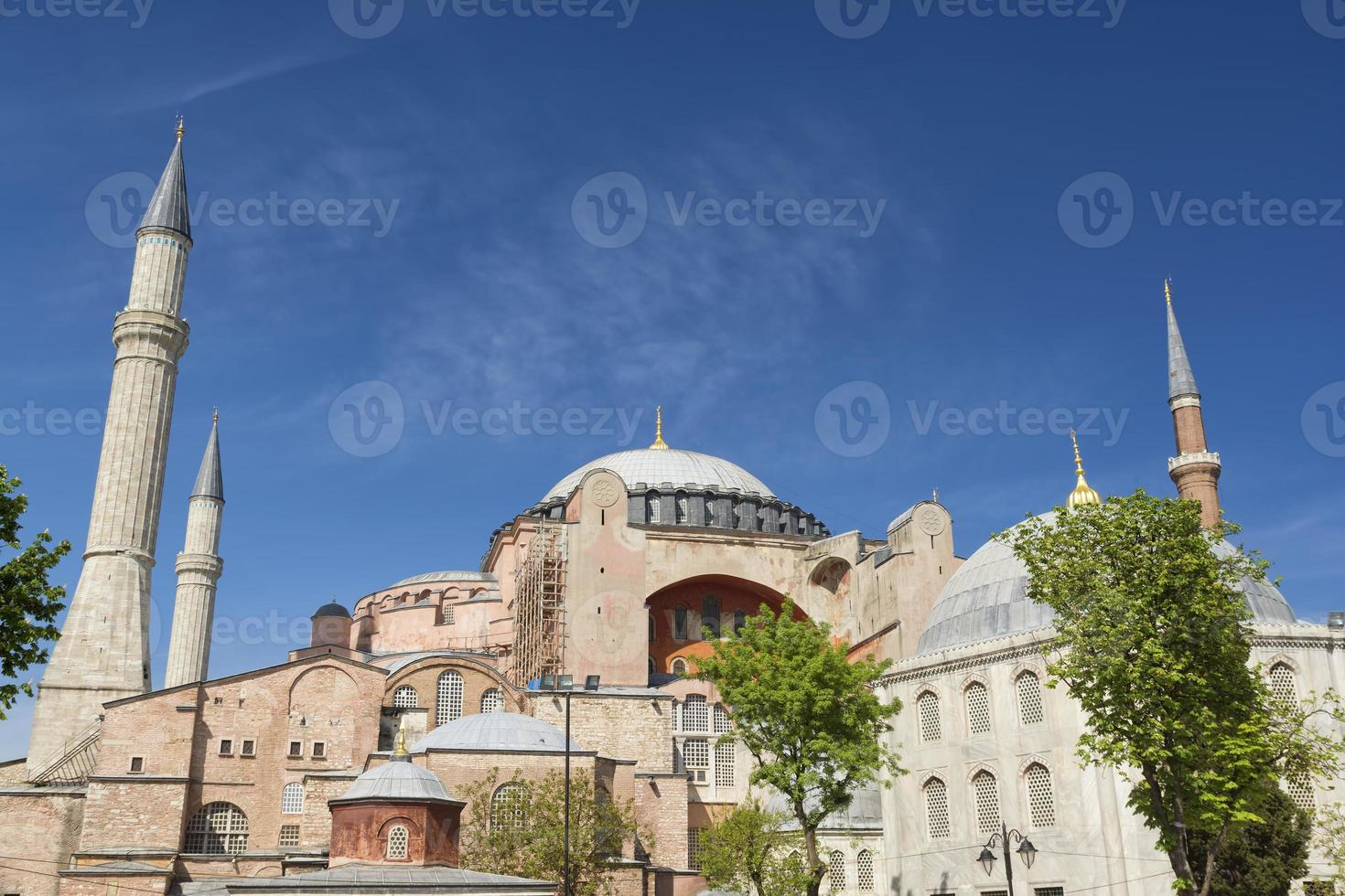 hagia sophia, istanbul, Turkiet foto
