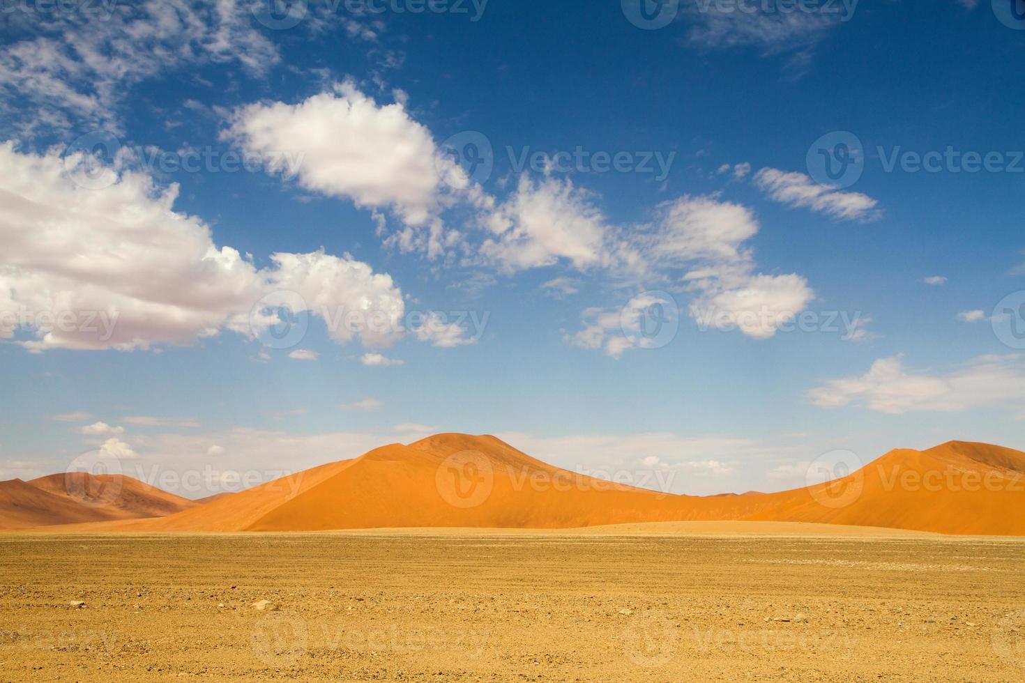 sossusvlei öken, namibia foto
