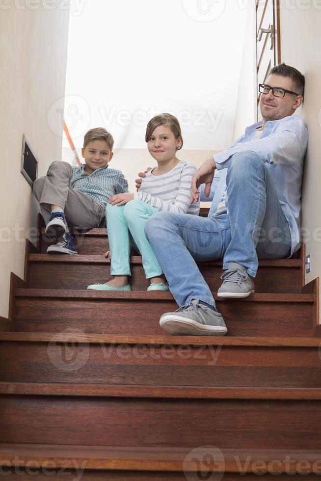 familj tillsammans foto
