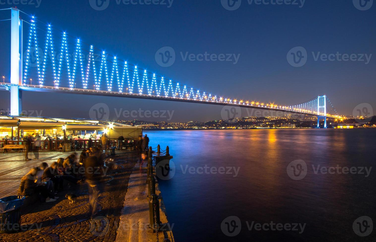 bosphorus bridge foto