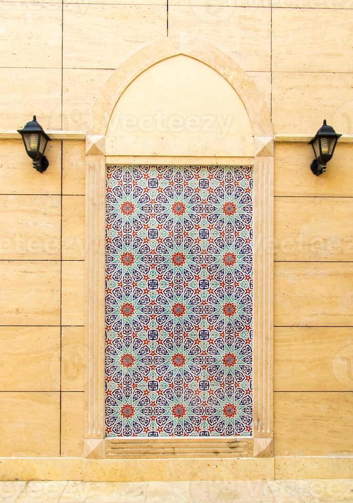 ottomanska mönster foto