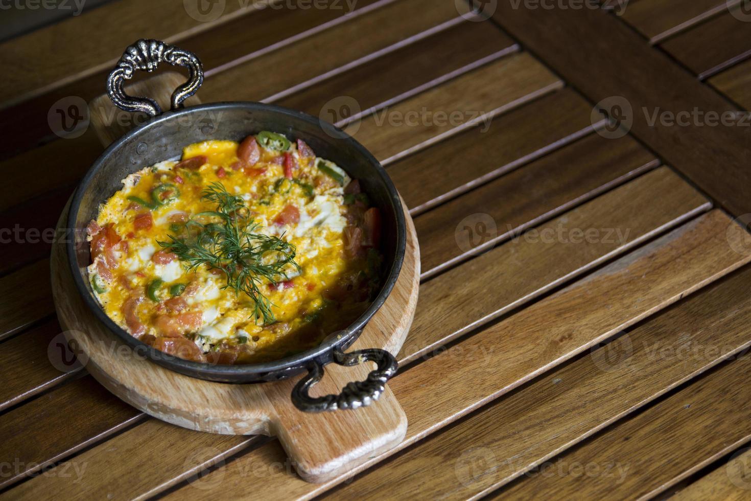 turkisk måltid foto