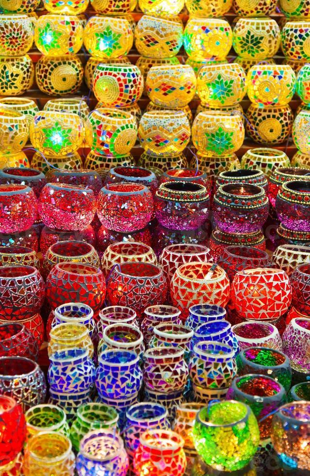 turkiska lampor foto