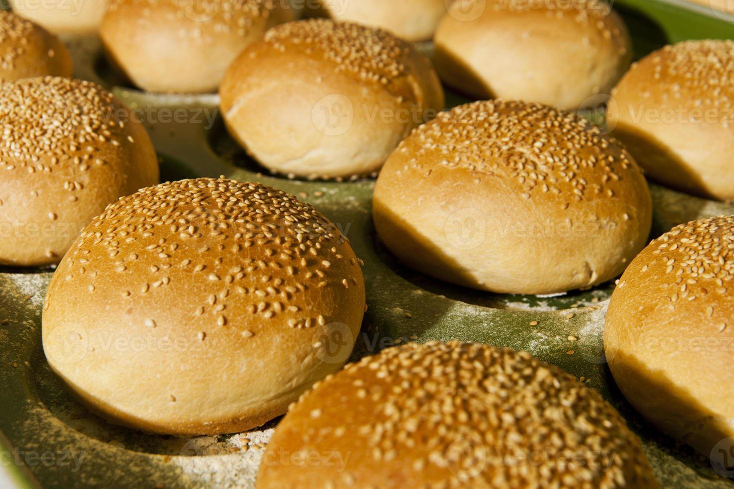 hamburgarbullar foto