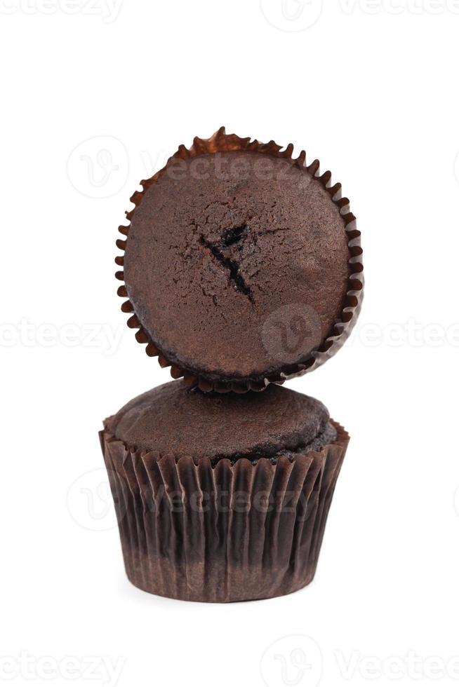 chokladmuffin foto