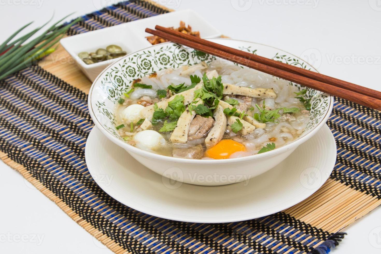 vietnamesisk mat foto