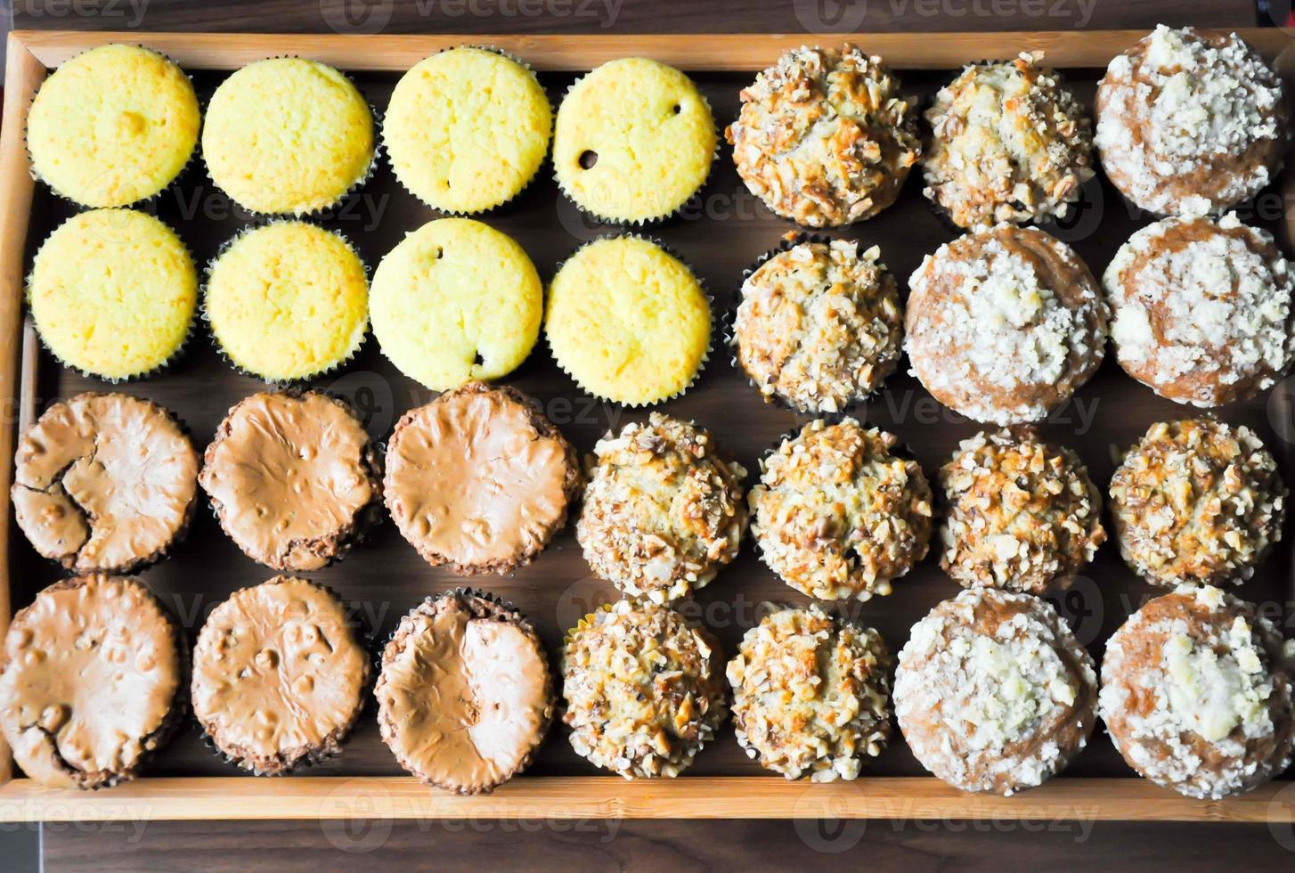 muffins recept närbild foto