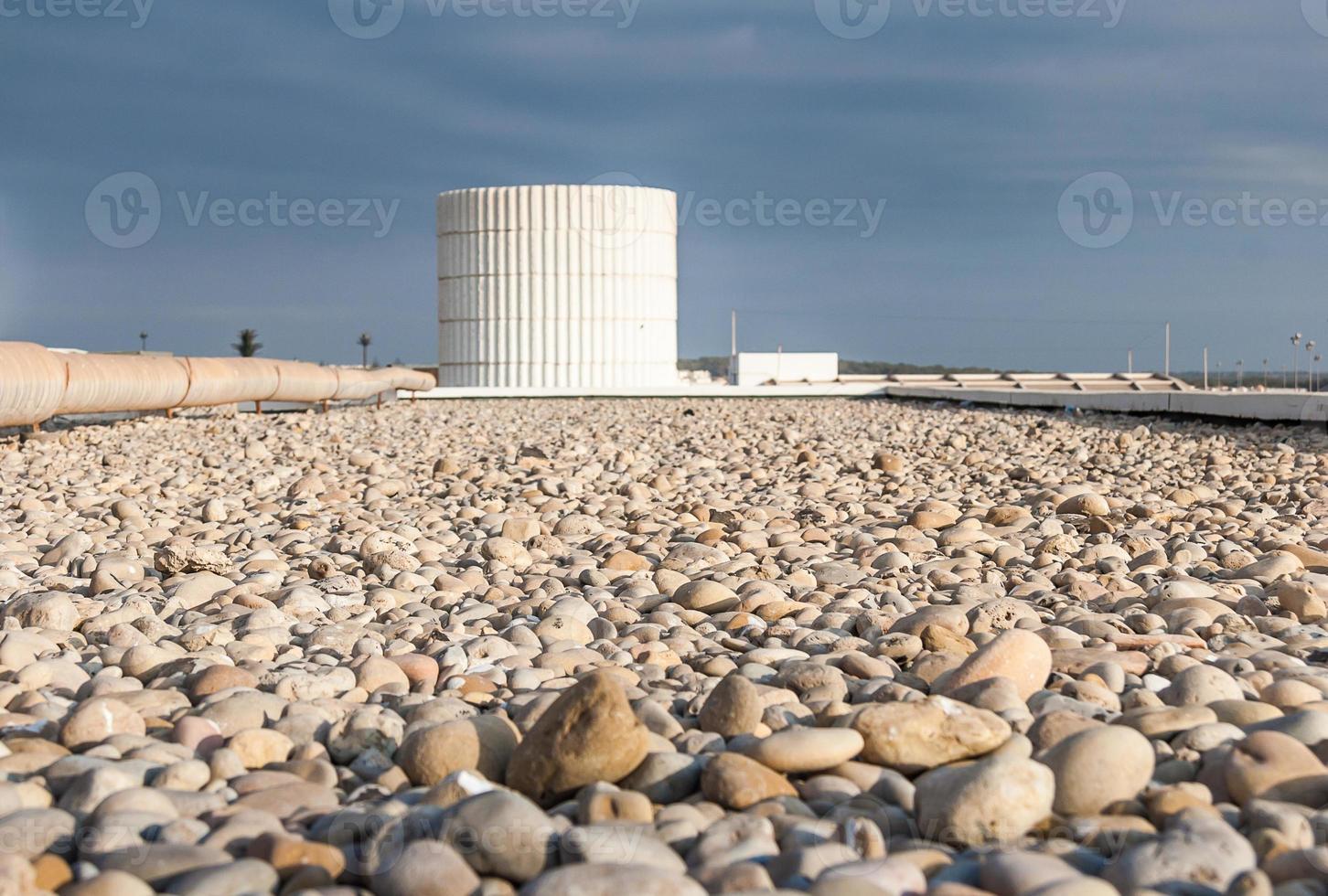 vatten reservoar foto