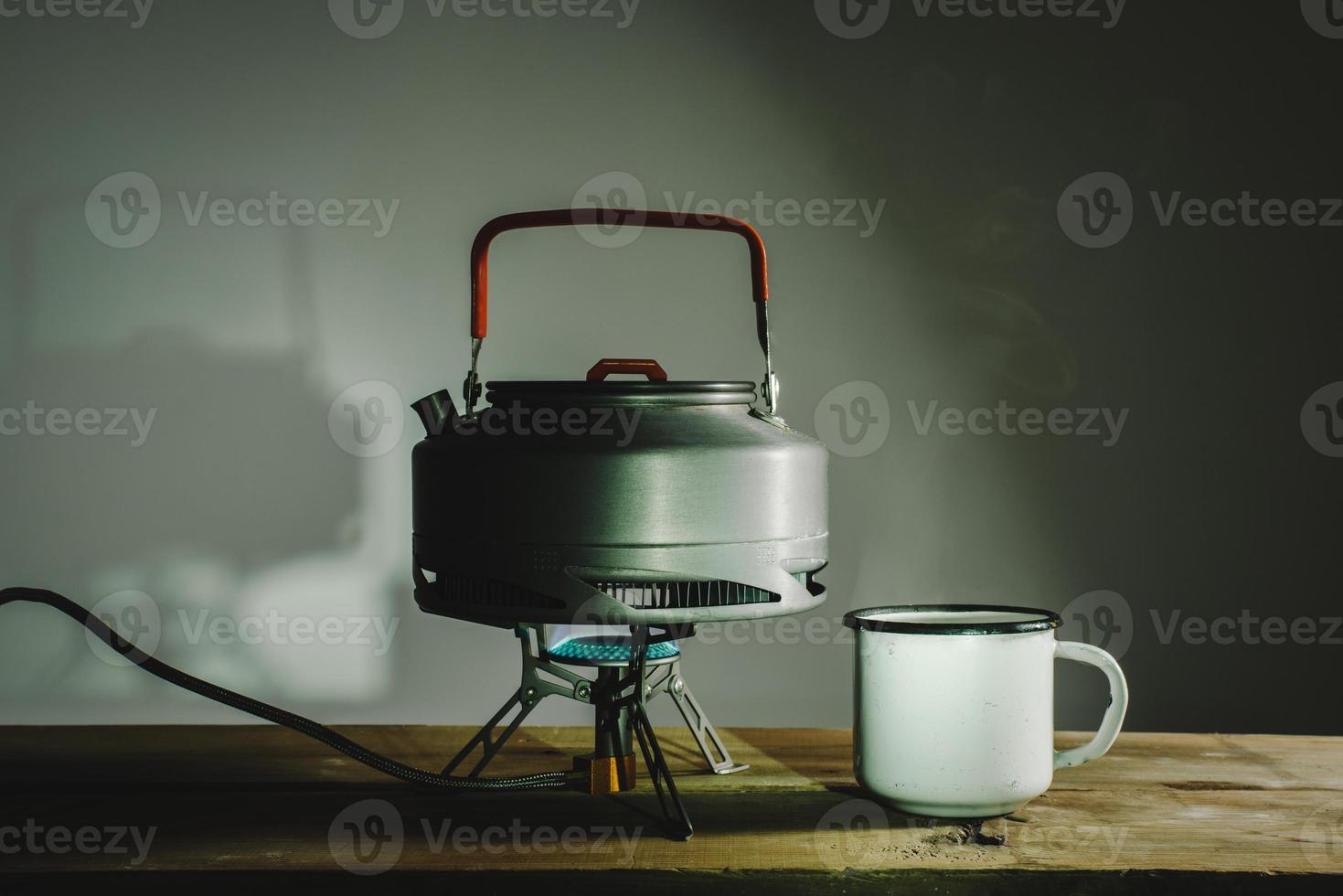 vatten kokar foto