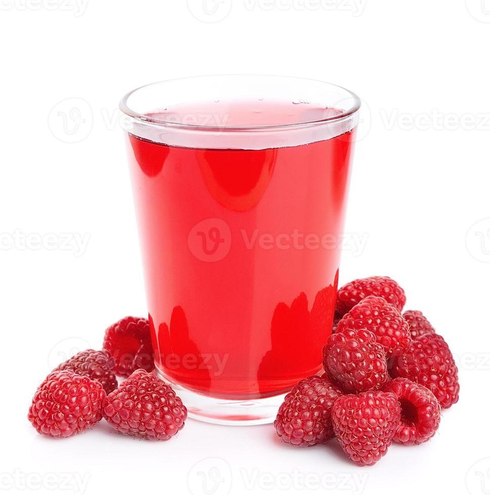 hallon juice foto