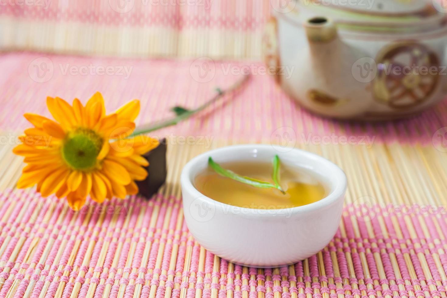 varmt te foto