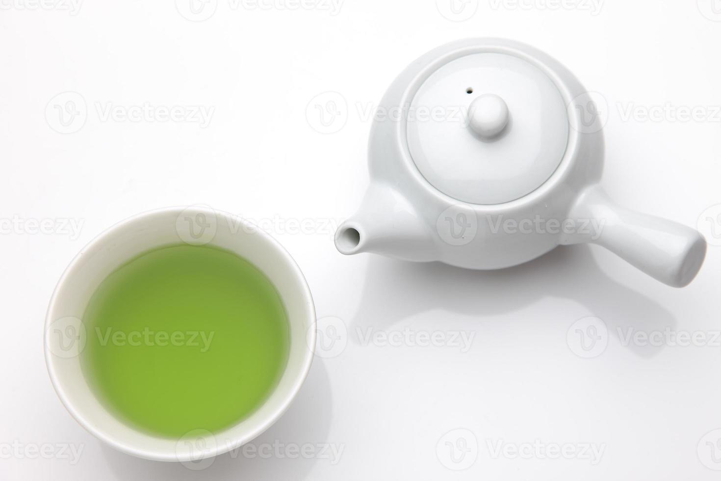 janeans grönt te foto