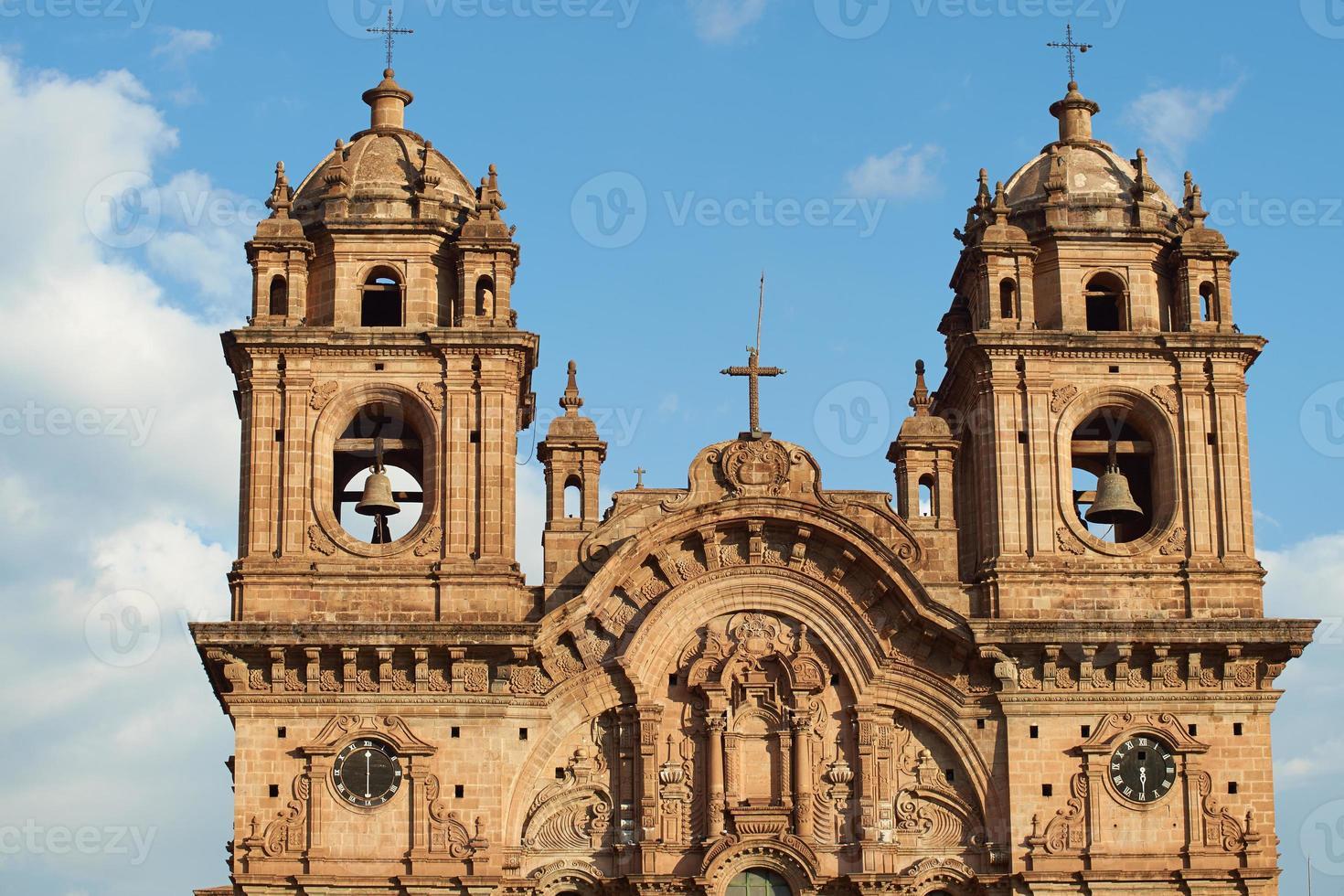 iglesia de la compania i cusco foto