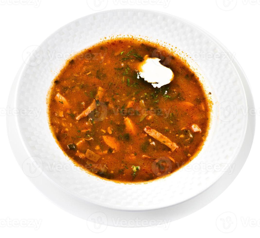 soppa foto