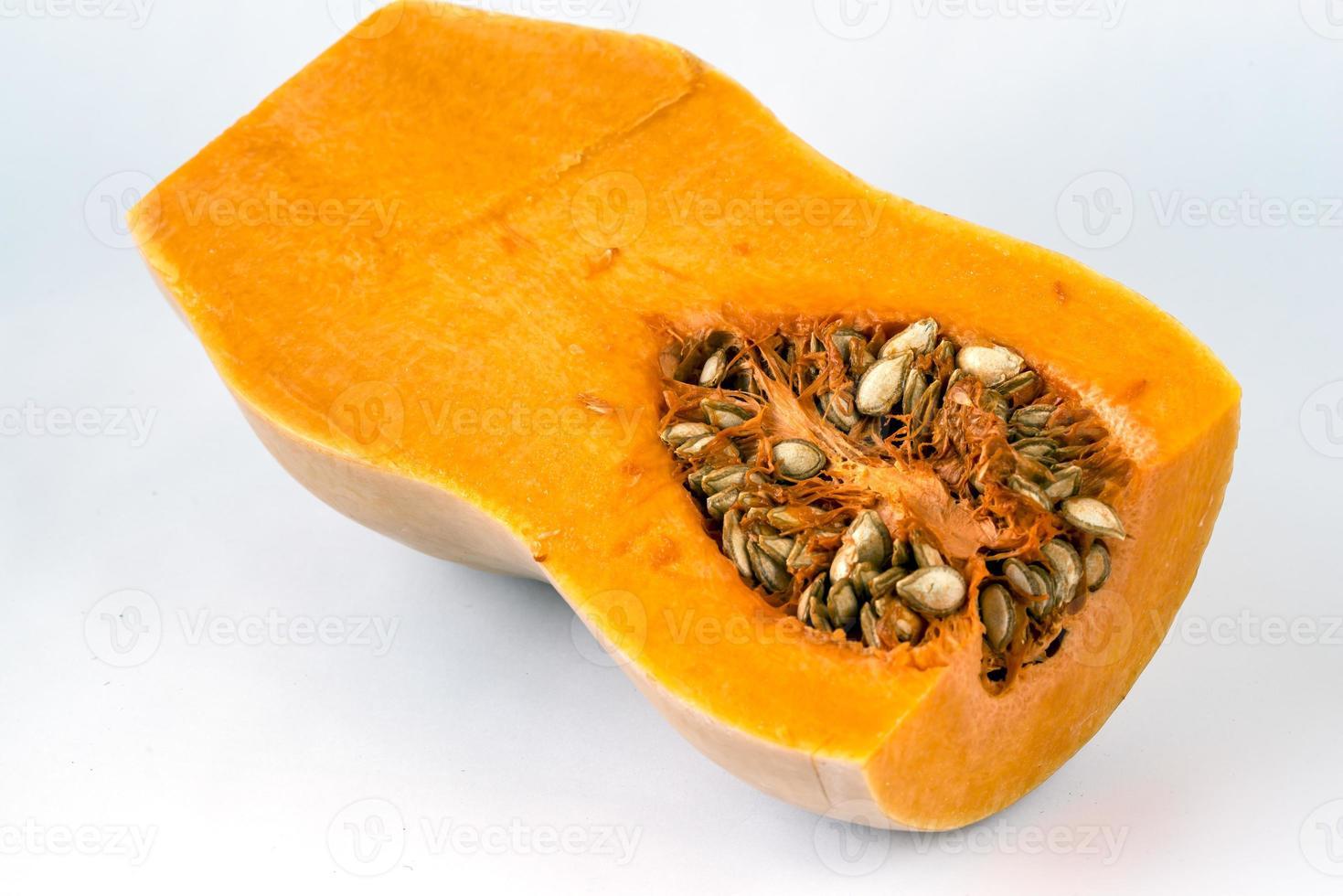 butternut squash (cucurbita moschata) foto