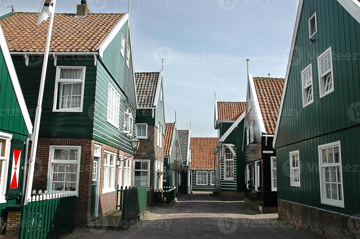 holländsk by foto