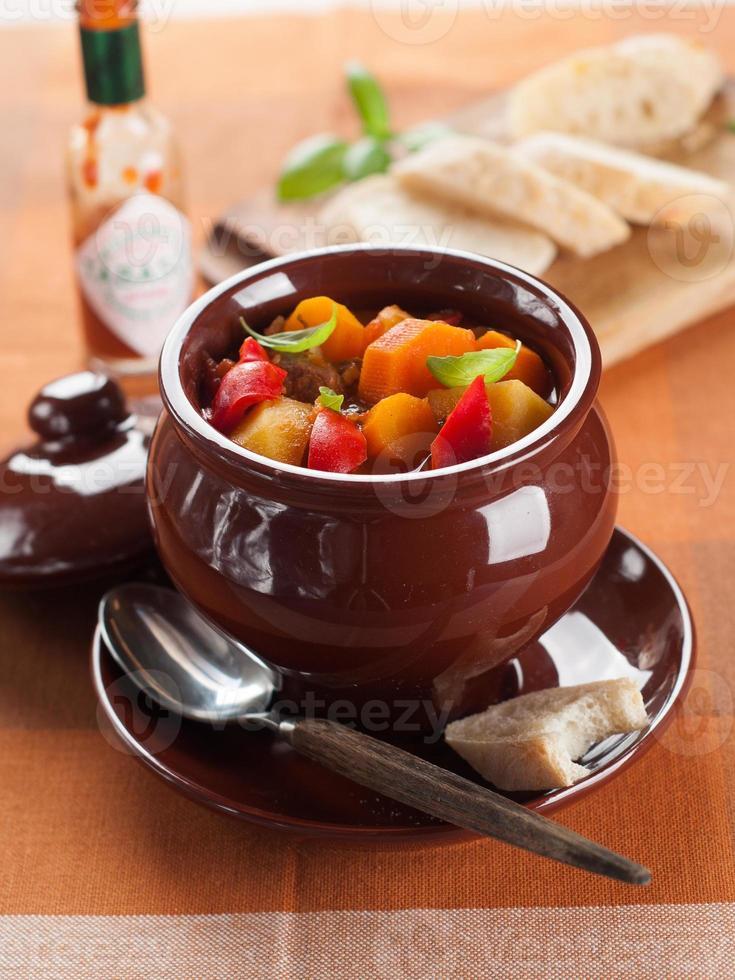 gulashsoppa foto
