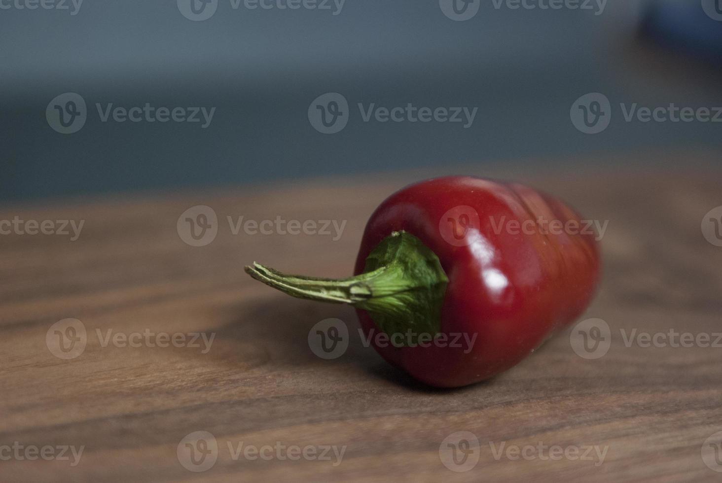 röd jalapenos foto