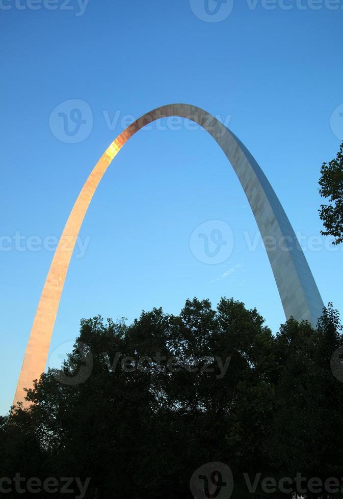 gateway arch foto