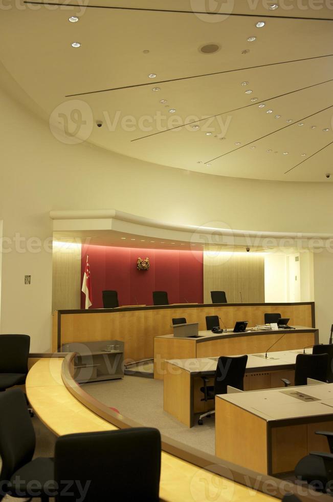 högsta domstolen i Singapore foto