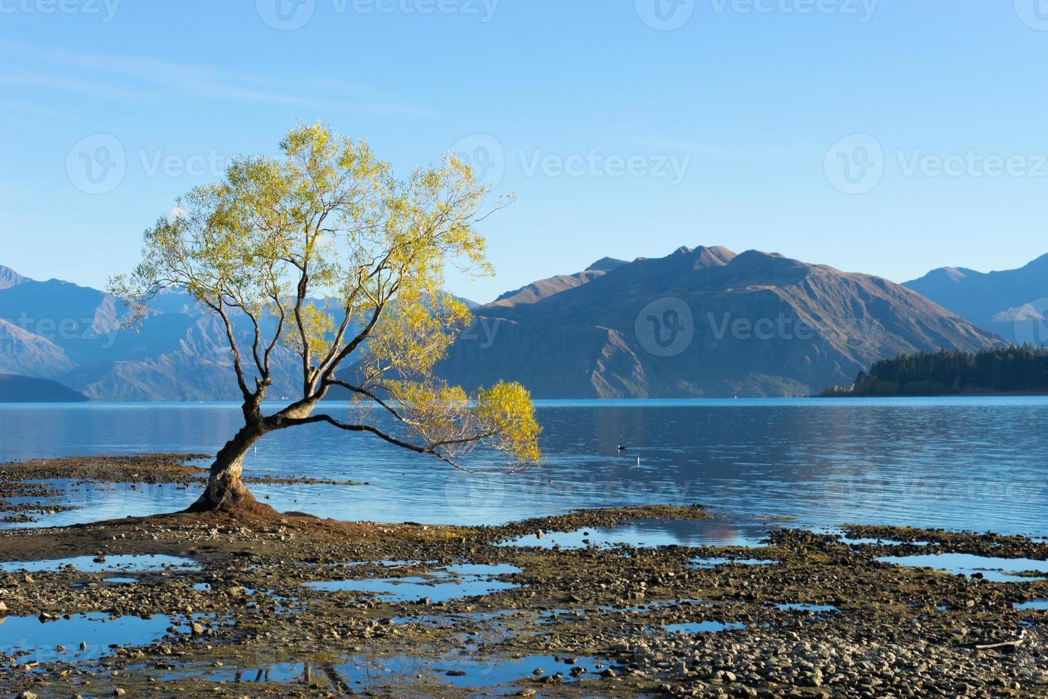 pittoreska landskap foto