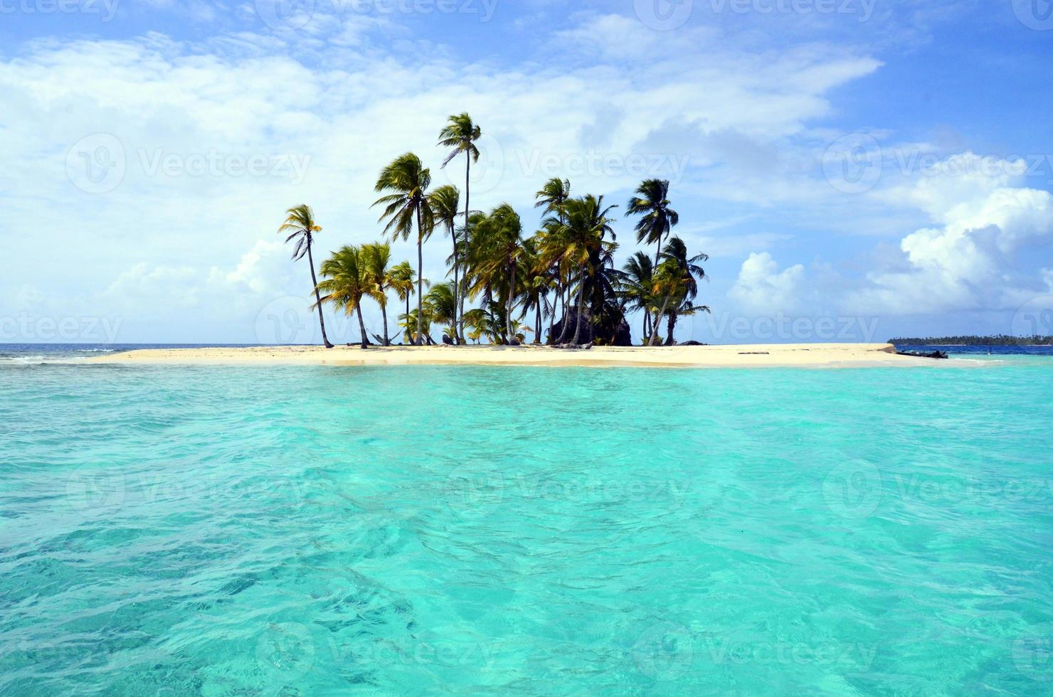 kuna yala - san blas island foto