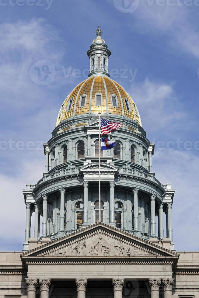 statens huvudstad av colorado foto
