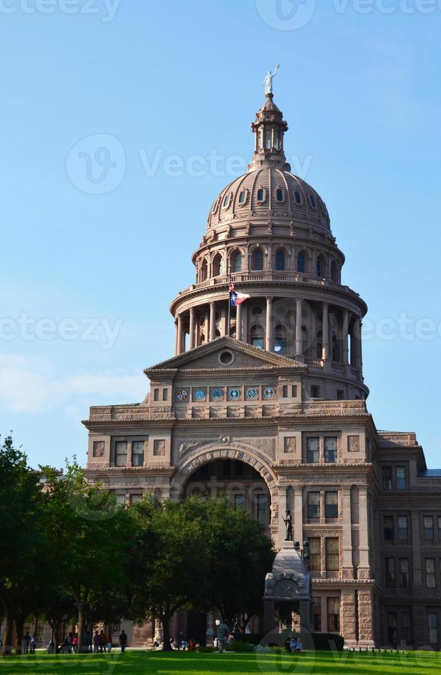 statens huvudstad, austin, texas foto