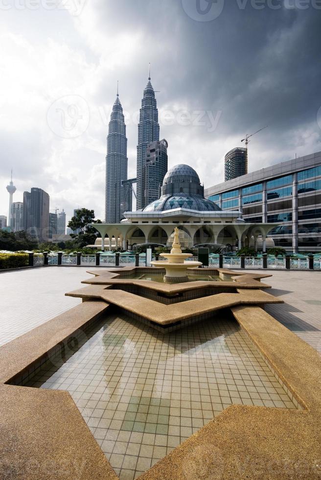 Petronas tvillingtorn foto