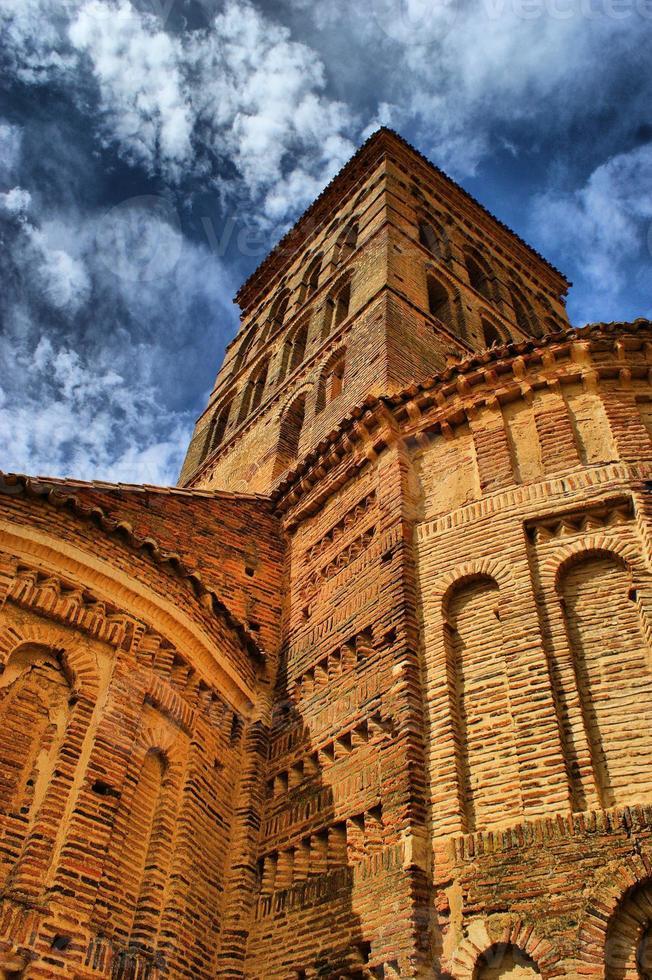 san lorenzo de sahagun kyrka foto
