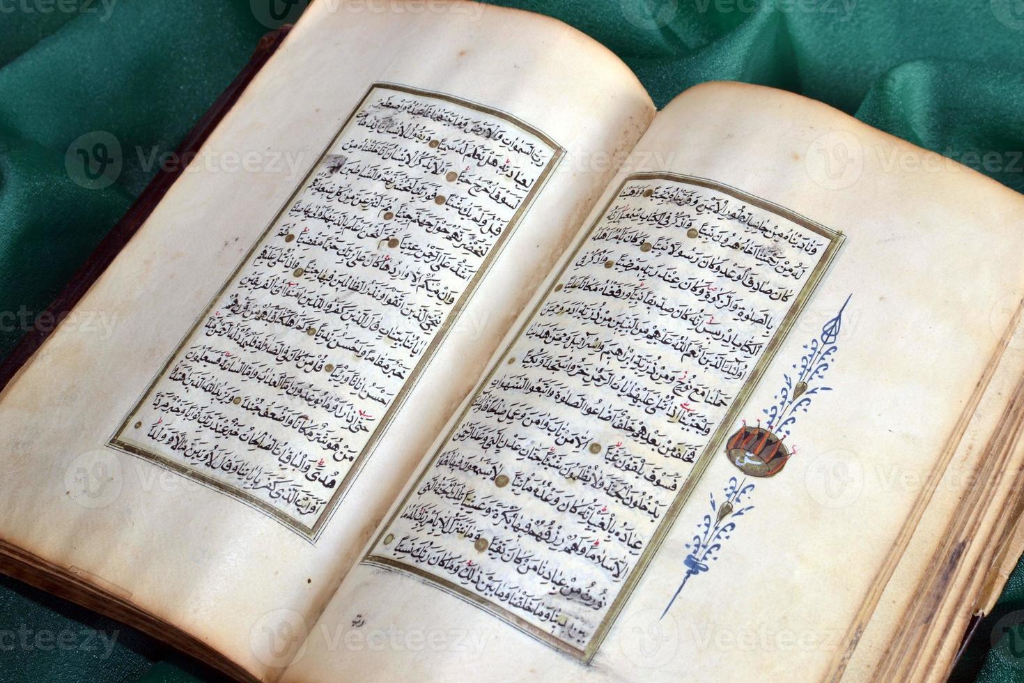 Koranen koran foto