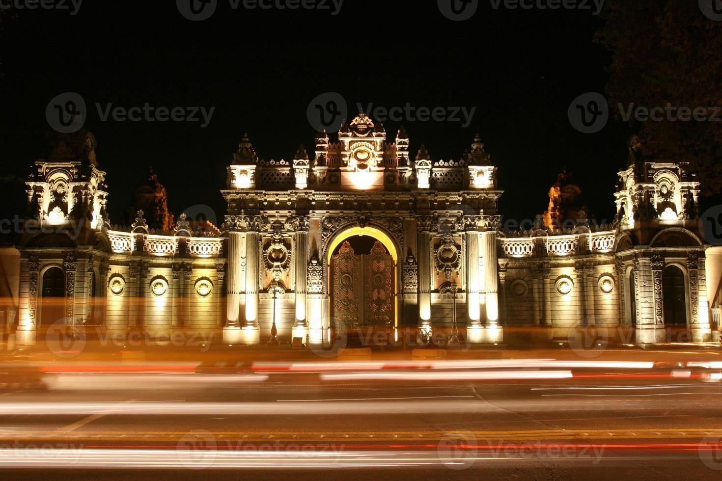 dolmabahce palace foto