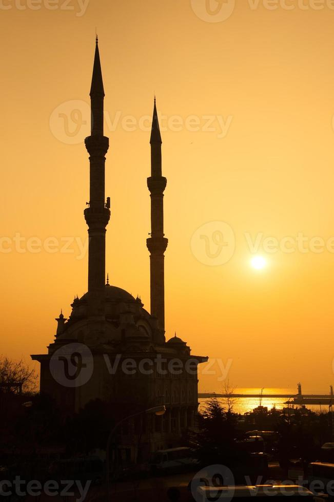 minaret foto