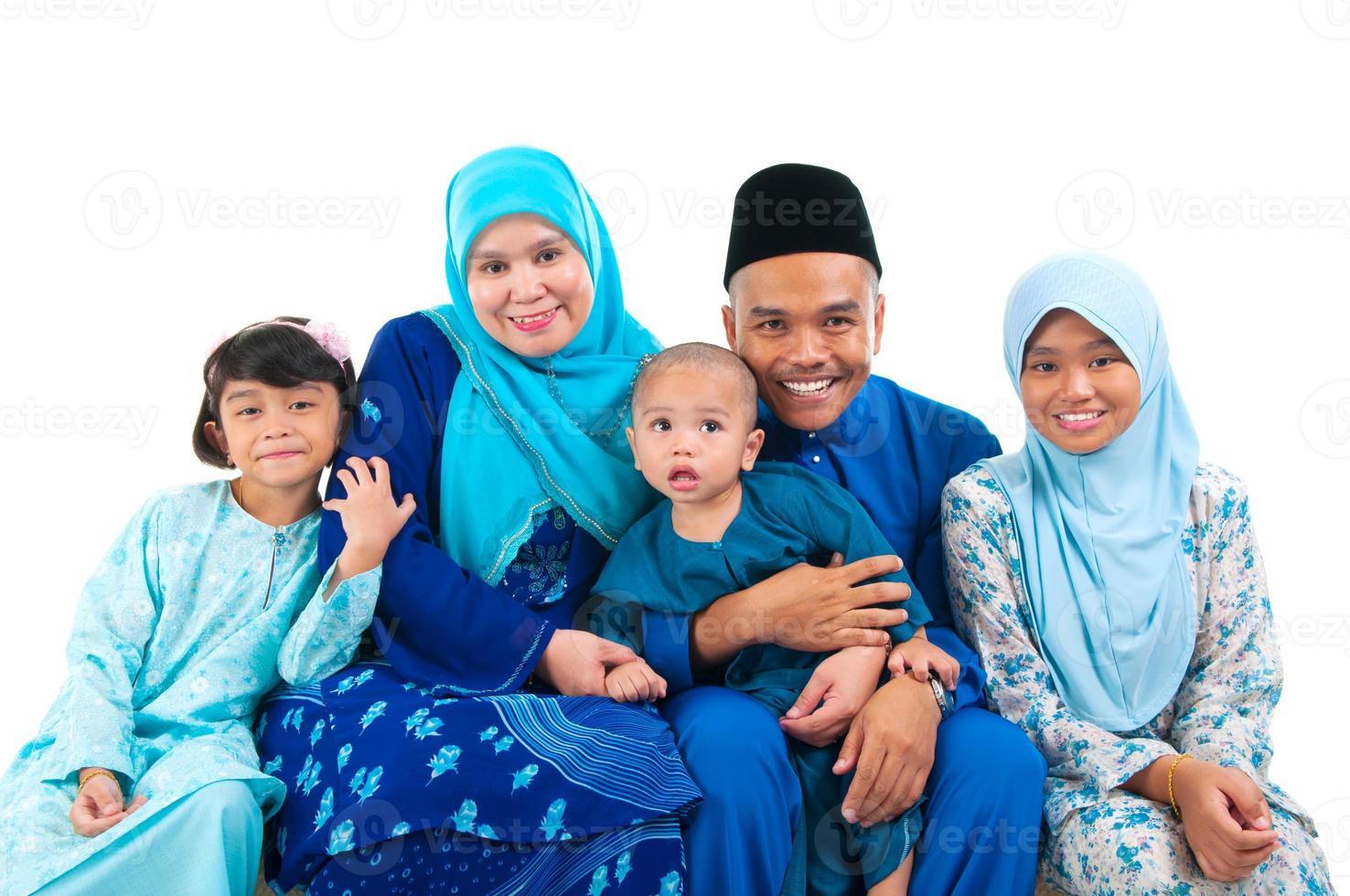 malay familj foto