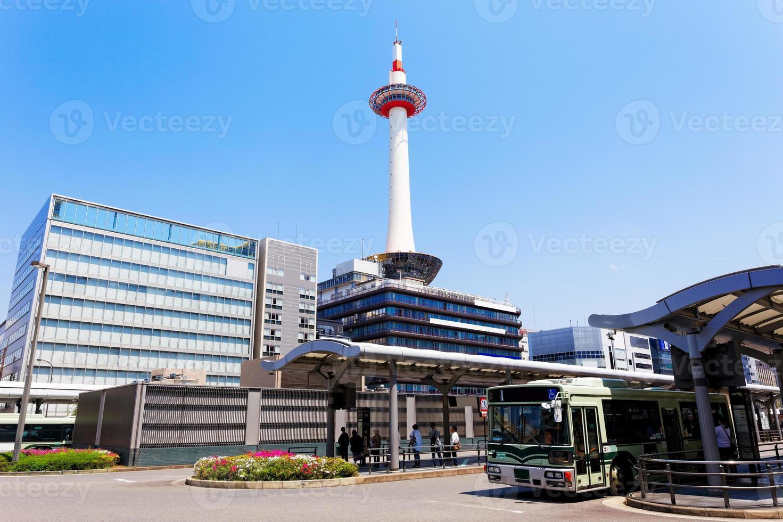 närbild stadsbilden foto