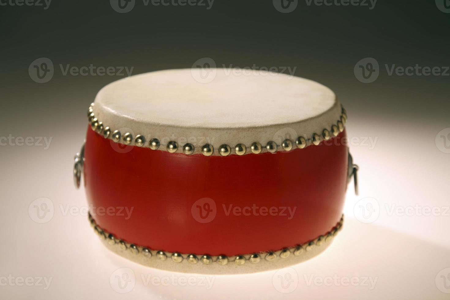 trumma, närbild foto
