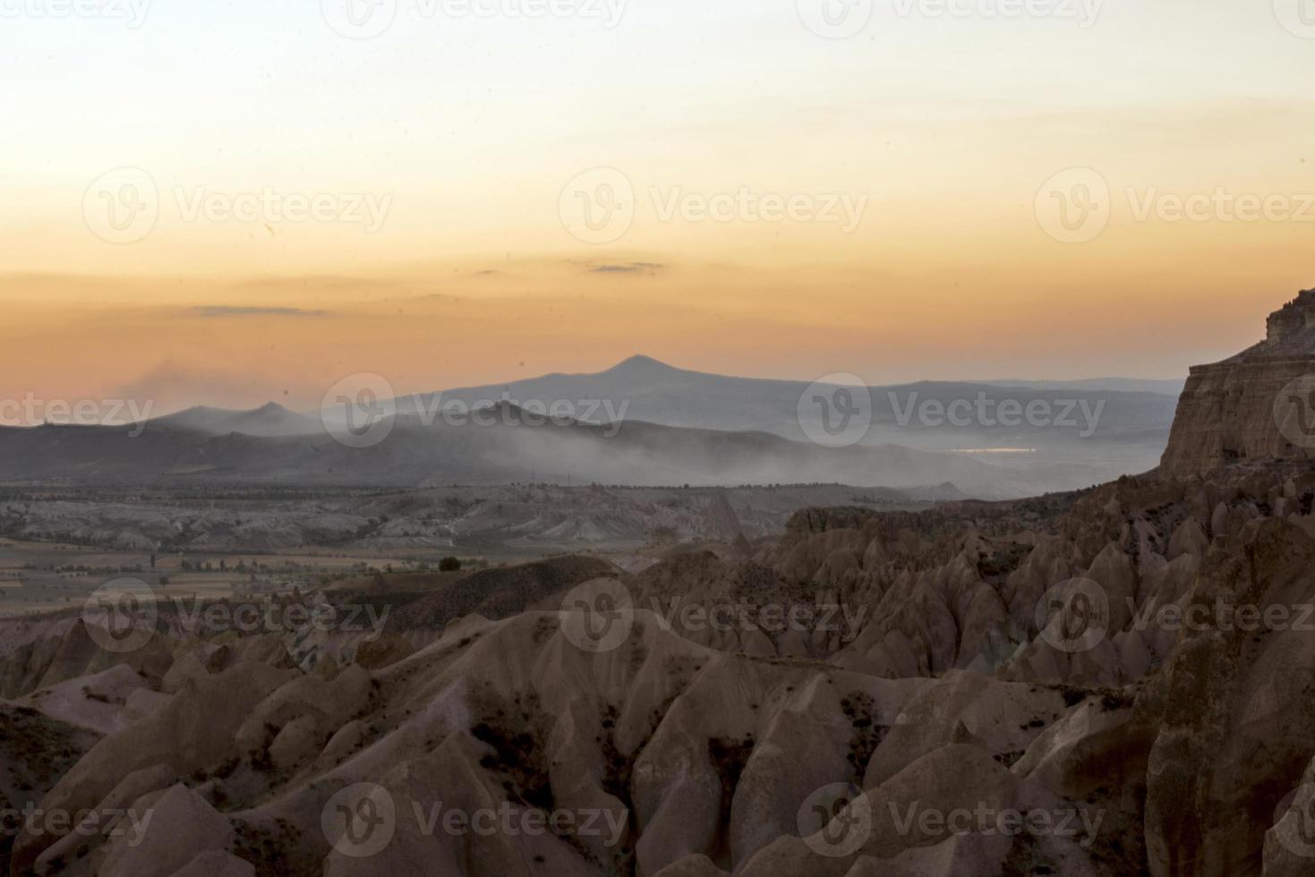 anatolia, cappadocia, kalkon foto